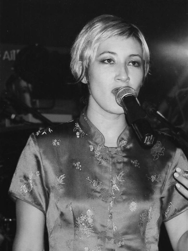 chanteuse Shirley Marie